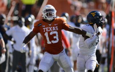 Iowa State vs Texas – College Football ATS Betting Picks