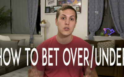All About Over/Unders – Betting Basics, Tips and Trends To Know.