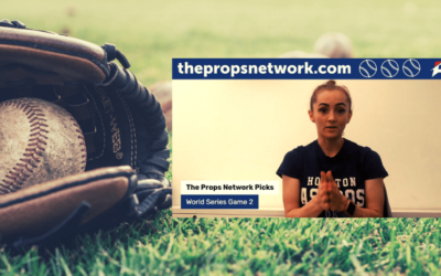 World Series: Top Props & Over/Under Pick for Game 2 | The Props Network