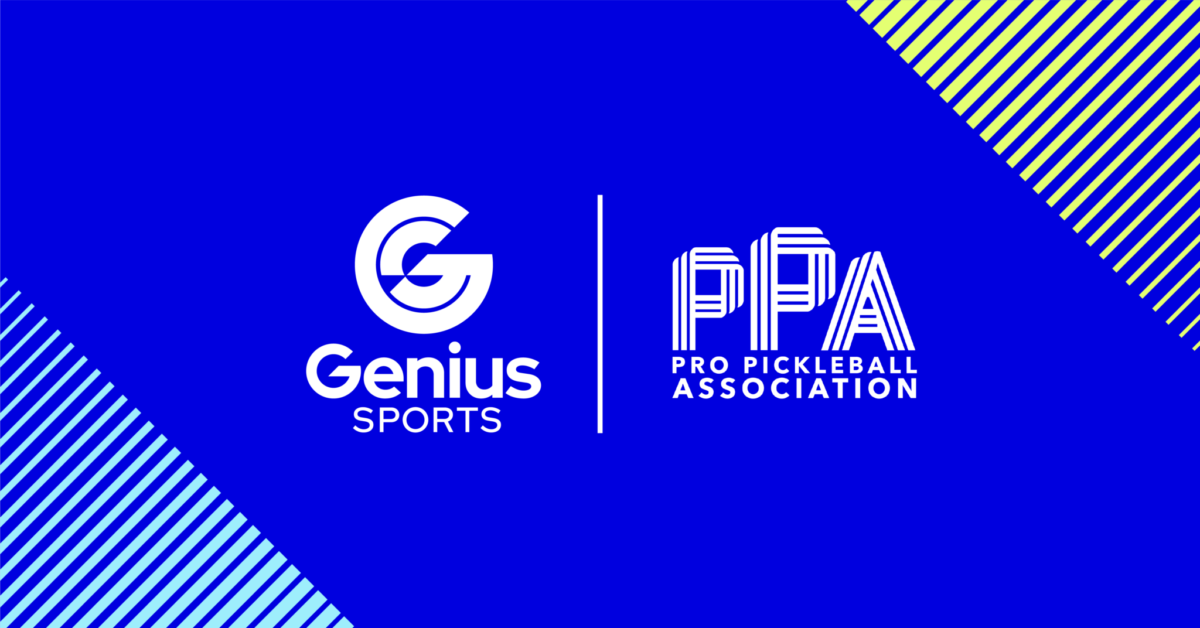 PPA Tour, Genius Sports Partnership Signals Pro Pickleball Is Primed For The Big-Time